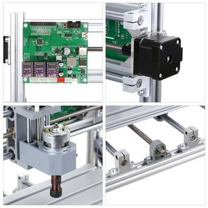 Image 3 - CNC3018 5500mW לייזר חרט DIY CNC נתב ערכת 2 in 1 מיני לייזר חריטת מכונת GRBL שליטה 3 ציר עץ גילוף כרסום