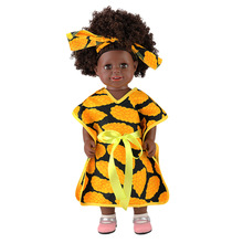 50CM Lovely PVC Material Baby live Dolls Little Boy Girl Toddler Doll for Sale lol Adult with Fashion Cloth