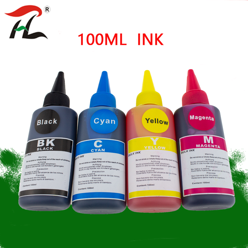 Refill Ink Kit Kits For HP For Canon Samsung Lexmark Epson Dell Brother ALL Refillable Inkjet Printer