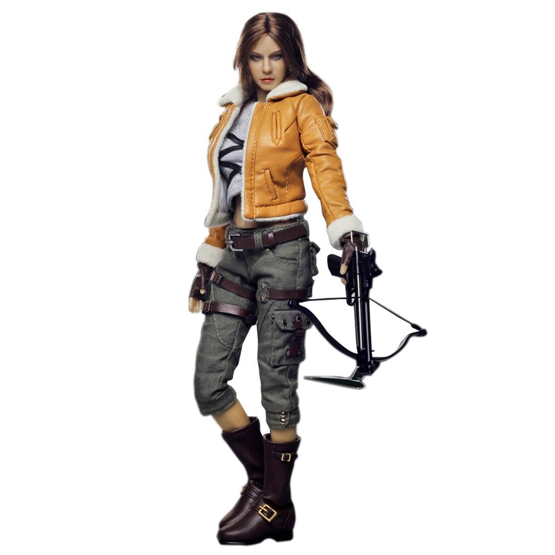 1/6 30cm figurine réaliste lame fille soldat modèle