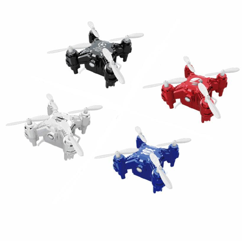Remote Control Aircraft Mini Remote-control Four-axis Aircraft Unmanned Aerial Vehicle Crashworthiness Drop-resistant Aviation M
