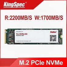 Kingspec M2 NVMe SSD M 2 PCIE SSD M2 dysk wewnętrzny dysk półprzewodnikowy NVME 2280 512GB 3 lata gwarancji z naklejką radiatora tanie tanio Pci express CN (pochodzenie) SM2263XT Read Up to 2400MB s Write Up to 1700mb s Pci-e Serwer Pulpit Laptop m2 nvme 512GB