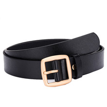 Women Leather Belts Fashion Luxury Designer Belt Woman Pin Buckle Strap Dress Jeans High Quality Waist Band Correas Mujer Cuero