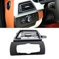 Vorne Links Fahrer Sitz AC Vent Grille Steckdose Panel Für BMW 6 Series F06 F12 F13 630 635 640 645 650 64229197484