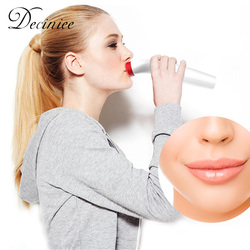Silicone Lip Plumper Device Automatic Lip Plumper Electric Plumping Device Beauty Tool Fuller Bigger Thicker Lips for Women
