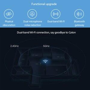 Image 3 - Xiaomi Mijia, Смарт ip камера с углом обзора 360 градусов, PTZ Pro шлюз и двойная частота, 5 ГГц, Wifi, mi Home Kit, монитор безопасности, 2020