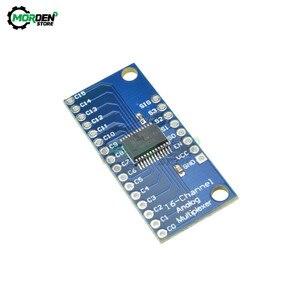 CD74HC4067 74HC4067 16-канальный 16CH аналоговый цифровой мультиплексор Breakout Board модуль для arduino