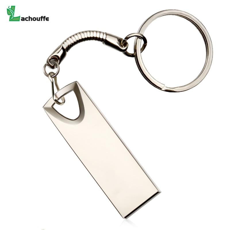 Metal USB Flash Drive 64 Gb Thumbdrive 16GB 8GB Pendrive 32gb Flash Memory Stick 128gb Waterproof Pen Drive 64gb Usb Disk On Key