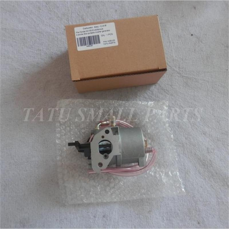 <font><b>EU20i</b></font> CARBURETOR FOR ELEMAX <font><b>HONDA</b></font> EU10i SH1000 SHX1000 -2000 EX1000 1KW PORTABLE INVERTER 49CC 98.5CC CARB 1.6KW DIGITAL DIGI image