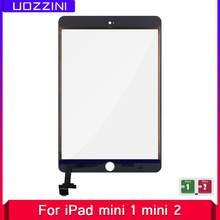2 Pcd-экрана для iPad Mini 1 Mini 2 A1432 A1454 A1455 A1489 A1490 A149 сенсорный экран дигитайзер датчик + IC чип
