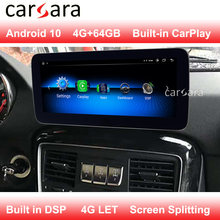Para Mercedes G Class Smart Radio estéreo Android 10 pantalla para W463 Navigation13-17 Multimedia soporte facial Audio 2,0(China)
