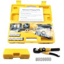 Outil de sertissage hydraulique pince à sertir hydraulique outils de Compression hydraulique gamme de YQK 70 4 70mm pression 6T