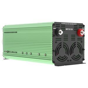 Image 5 - เครื่องแปลงกระแสไฟฟ้า EDECOA อินเวอร์เตอร์ DC 12 V AC 110 V 120 V 1000W 60Hz อินเวอร์เตอร์ PURE sine WAVE US ปลั๊กรีโมทคอนโทรลจอแสดงผลพอร์ต USB