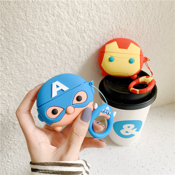 Marvel Silicone Case for AirPods Pro 4