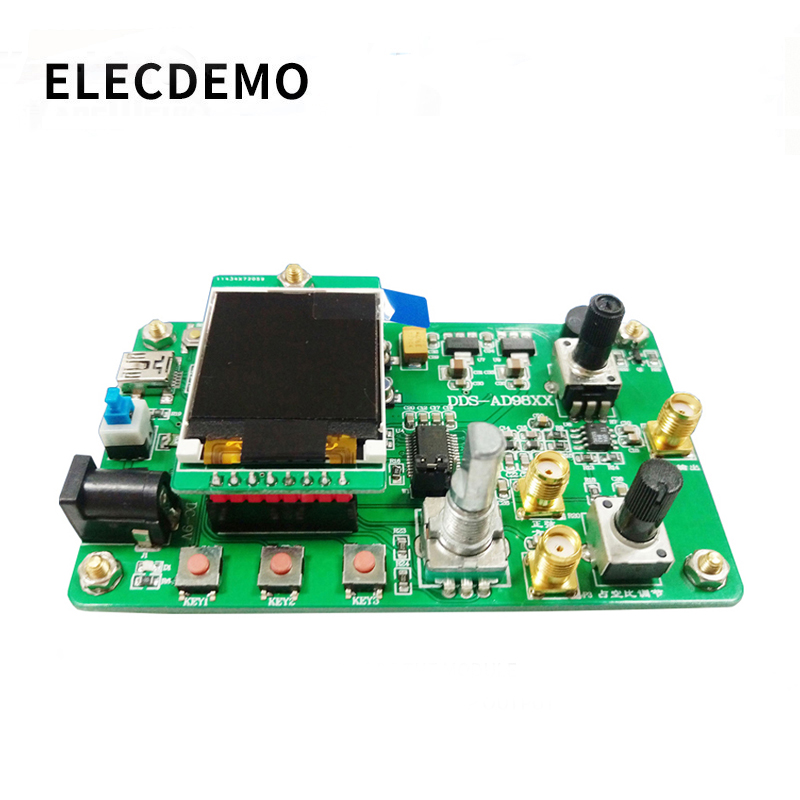 AD9851 High Speed DDS Module Function Signal Generator Send Program Compatible With 9850 Sweep Function