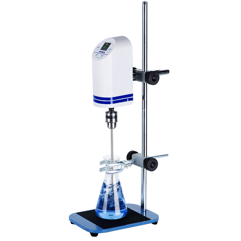 Digital Electric Lab Mixer Overhead Stirrer 50/60Hz 150~3000rpm Chemical Laboratory Equipments Office And School Supplies