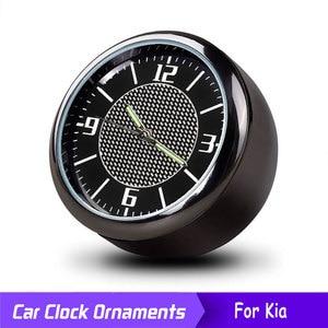 1x Car Clock Ornaments Auto Wa