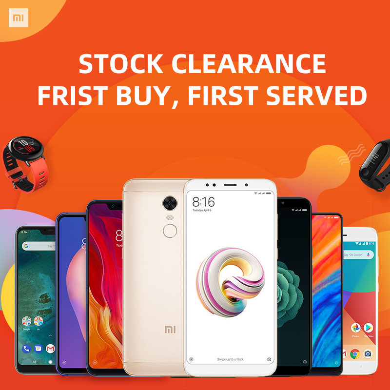 Global Rom Xiaomi Redmi Smartphone Stock Clearance Mobile Phone Limited Quantity First Buy First Served 4