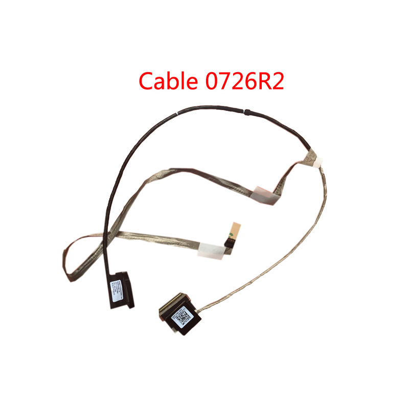 Laptop LCD Cable For <font><b>DELL</b></font> For <font><b>Inspiron</b></font> 15 7557 7559 <font><b>5577</b></font> 5576 0726R2 726R2 014XJ8 14XJ8 0T4KKY T4KKY 0Y44M8 Y44M8 0HW01M HW01M image