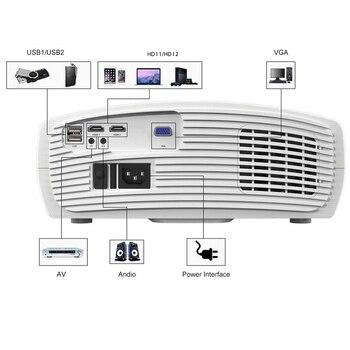 Светодиодный проектор WZATCO C2 4K 5
