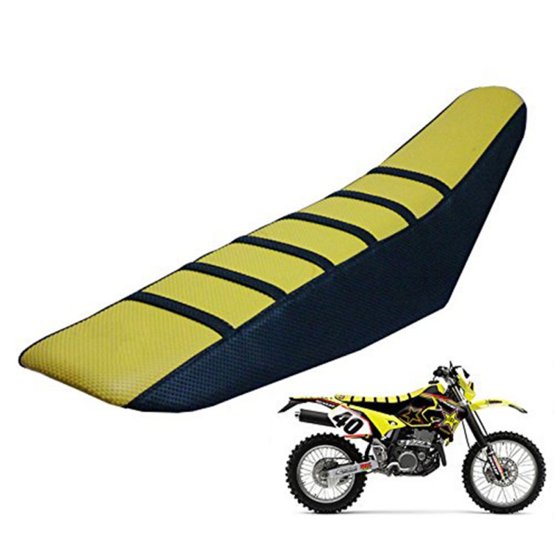 Universal Gripper Soft Off-road Motorcycle Seat Cushions Seat Cover For KTM Cross-country Motorcycle Seat Cushion Antiskid Thick
