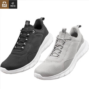 Image 1 - Youpin FREETIE נעלי ספורט קל משקל לאוורר אלסטי סריגה נעלי לנשימה מרענן עיר ריצת Sneaker עבור חיצוני