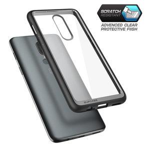 Image 2 - Telefonu kılıfı için OnePlus 6 SUPCASE UB tarzı serisi anti vurmak Premium hibrid koruyucu TPU tampon + PC kapak bir artı 6 kılıf için