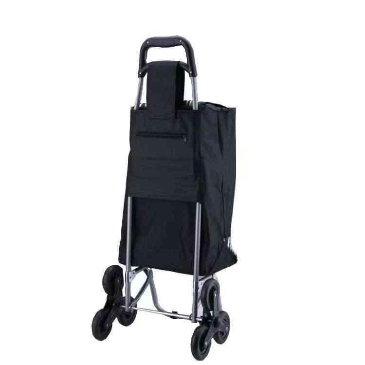 Nursing Bags On Wheels >> Nursing Supermarket Grocery Shopping Cart Pull Luggage