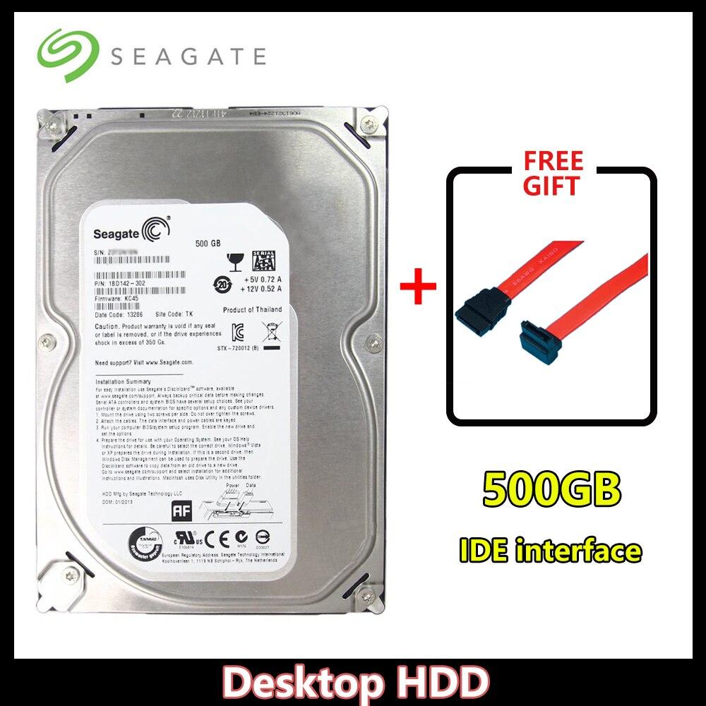 Seagate marque 500 GB ordinateur de bureau 3.5