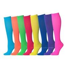 3/8 пар мужские и женские Компрессионные носки