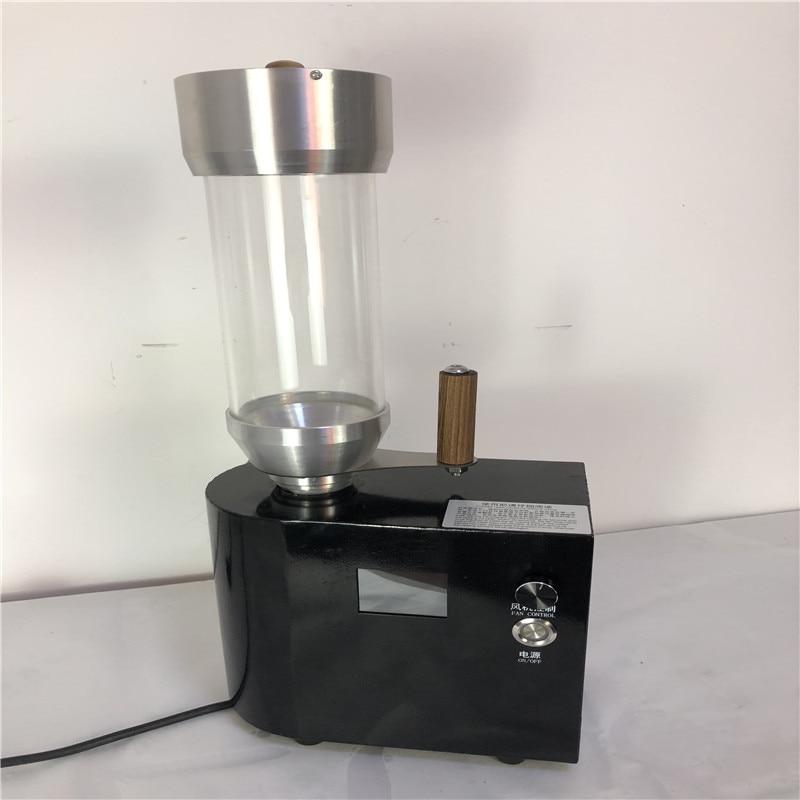Hot air coffee bean roasting machine electric coffee roaster price(China)