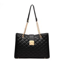 Set 3 Pcs Shoulder Bag Women Travel Bags Leather Pu Quilted Female Luxury Handbags Designer Sac A Main Femme