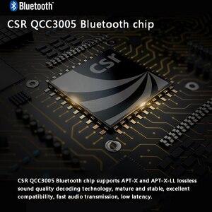 Image 4 - Bluetooth 5.0 Aptx ll שדרוג כבל Mmcx 0.78mm 2pin A2dc Ie80 IM40 מחבר עמיד למים חמצן משלוח נחושת שדרוג כבל