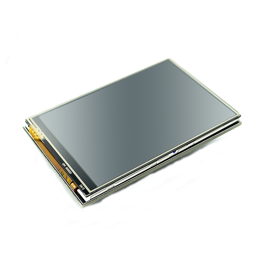 For Raspberry Pi LCD Display 3.5 Inch <font><b>TFT</b></font> LCD <font><b>Touch</b></font> Screen Display Monitor For Raspberry Pi 3/4 Model B <font><b>480x320</b></font> <font><b>Touch</b></font> Screen LCD image