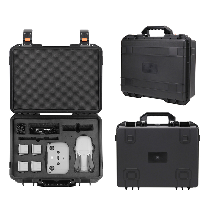 Explosion-proof Bag For Mavic Air 2 Waterproof Storage Bag Hard Cover Shell Handbag Portable Case  For Air 2  Drone Accessories