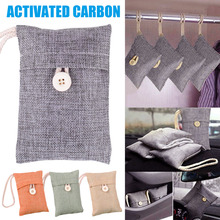 Carbon-Air-Freshener Remove-Odor Activated Bamboo-Charcoal for Wardrobe J99store Home-Car