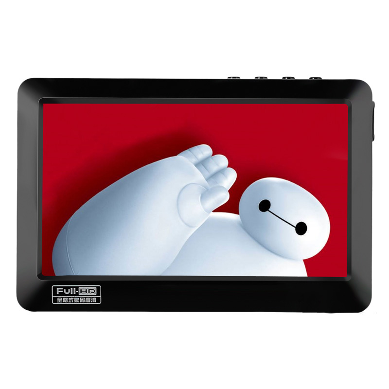 5 inch MP5 1080P Video Player OTG Touch HD Screen Capacitive 16GB 32GB Photo E-Book Reader Portable Music MP4 image
