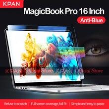KPAN Anti-blue Flexible Glass Film Screen Protector for HUAWEI Honor MagicBook Pro 16 Inch 2020 Laptop Screen film