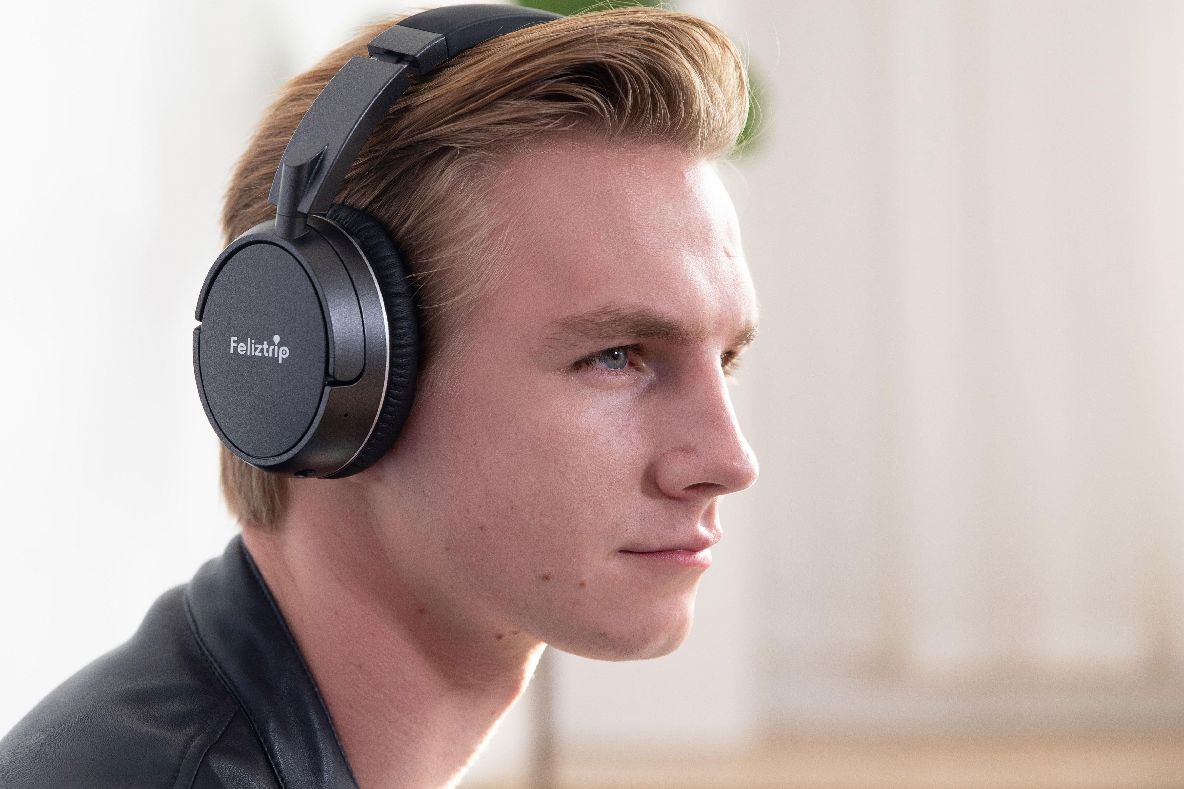 Fones de ouvido sem fio csr apt-x