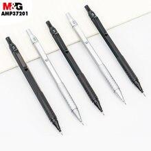 M & g полностью металлический автоматический карандаш 05 мм
