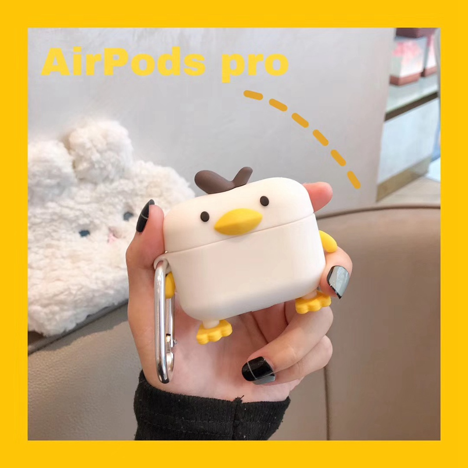 Cute 3D Silicone Case for Airpods Pro 160
