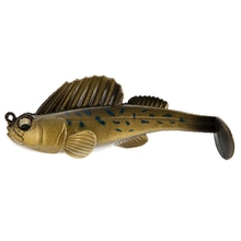 Buy Fishing Lure Hunthouse Bait Soft Lead Jig Dark Dream Swimbaits Soft Lure Fishing Pike Bass Lure directly from merchant!