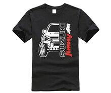 2019 Fashion Summer T Shirt  Classic Japanese car fans Jimny T-SHIRT Tee