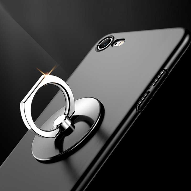البنصر الهاتف المحمول الذكي مآخذ حامل حامل آيفون XS شاومي هواوي سامسونج خلية حامل هاتف سنادات بالسيارة حامل