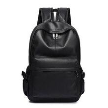 Yeni moda erkekler sırt çantası erkek sırt çantaları genç için lüks tasarımcı PU deri sırt çantaları erkek yüksek kaliteli seyahat sırt çantaları