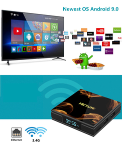 Image 3 - HK1Lite Android 9.0 Smart Tv Box 2 Gb DDR3 16 Gb 2.4G Wifi 4K RK3228A Quad Core H.265 media Speler Pk Hk1mini X96