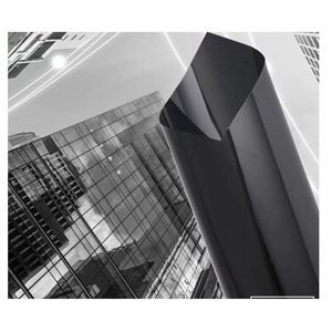 Image 5 - 0.6x7m filme de janela solar, venda quente, filme auto adesivo, drop shipping, anti uv, controle de calor, vidro decorativo folha para proteção da privacidade