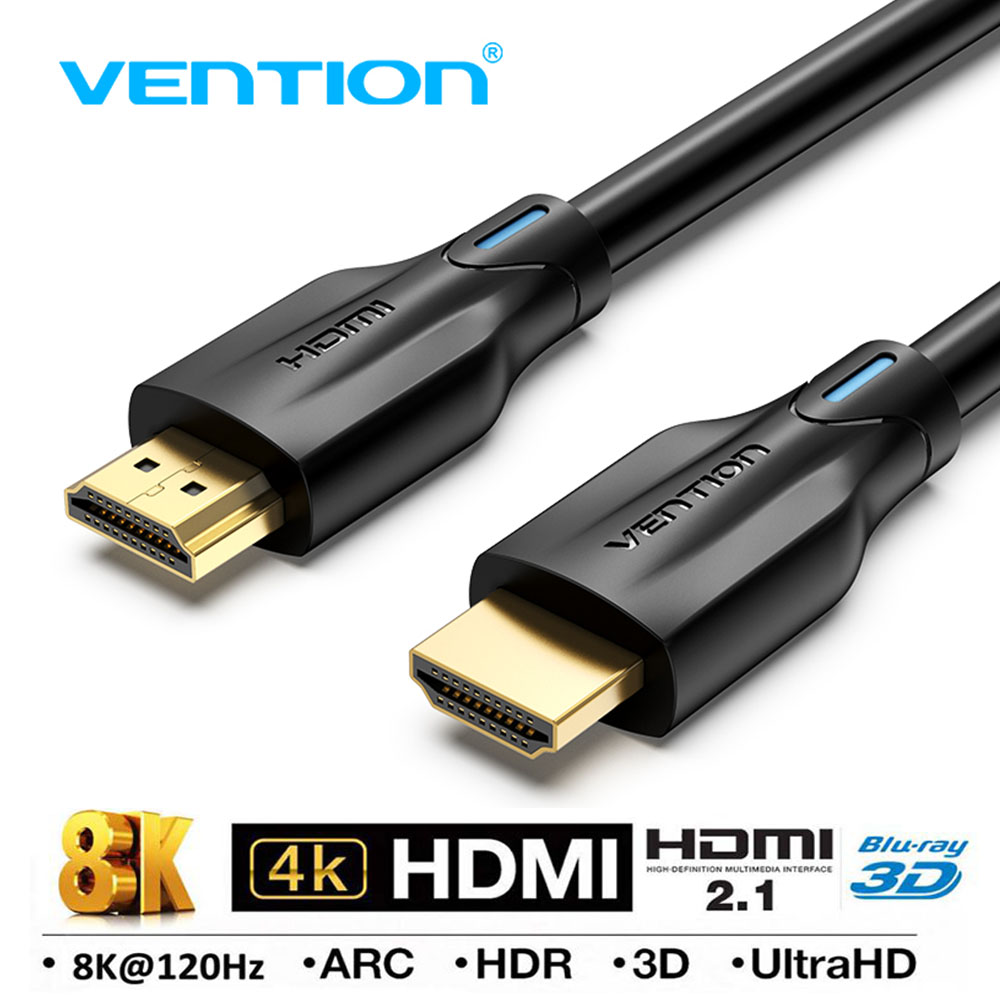 Convenio HDMI 2,1 Cable 4K 120Hz 3D alta velocidad Gbps HDMI Cable para PS4 interruptor divisor extensor de caja de Video de Audio 8K Cable HDMI Rom Global OnePlus 8 Pro 5G Smartphone Snapdragon 865 de 6,78 ''120Hz líquido pantalla 48MP Quad cámaras IP68 30W de carga inalámbrico
