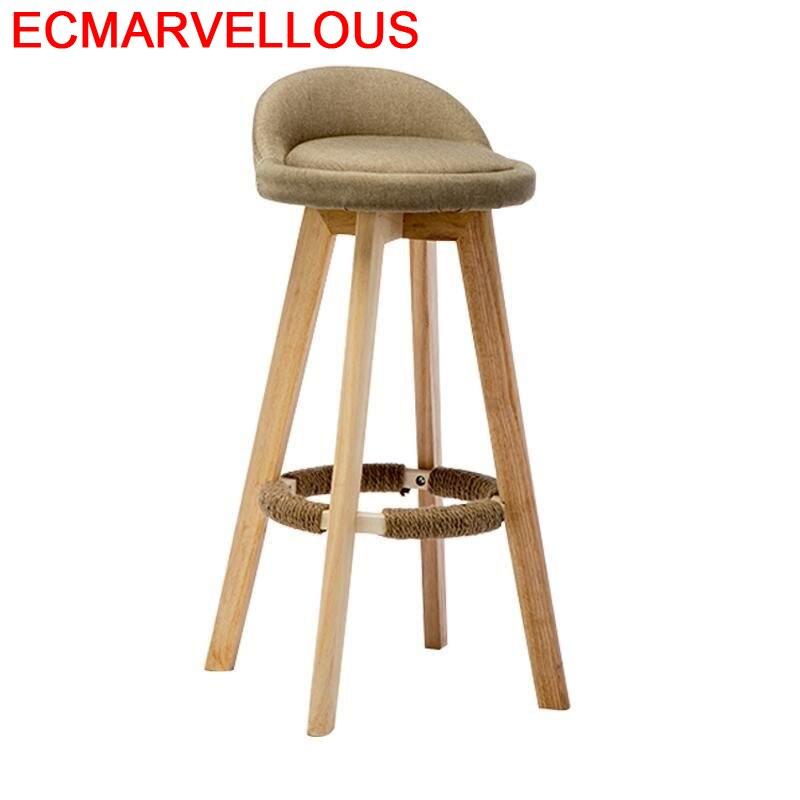 Silla Hokery Comptoir Sandalyeler Stuhl Sgabello Stoelen Sedia Sandalyesi Cadeira Stool Modern Tabouret De Moderne Bar Chair