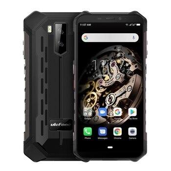 Перейти на Алиэкспресс и купить Ulefone Armor X5 смартфон с 5,5-дюймовым дисплеем, восьмиядерным процессором MTK6763, ОЗУ 3 ГБ, ПЗУ 32 ГБ, 5000 мАч